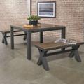 "Rivet Square Meeting Table - 48""W x 48""D, 16452"
