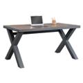 "Rivet Compact Writing Desk - 60""W x 30""D, 16453"