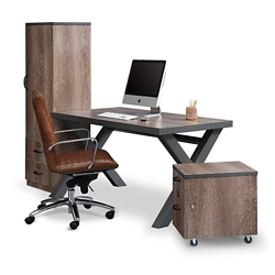 Rivet Compact Desk Set, 16458