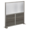 "At Work 49"" W x 53"" H Room Divider, 21425"