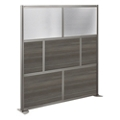"At Work 72"" W x 76"" H Room Divider, 21428"