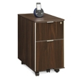 "Astoria Two Drawer Mobile Pedestal - 15.75""W, 34515"