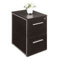 "At Work Two Drawer File Pedestal - 26.46""H, 34965"