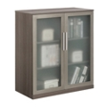 At Work Storage Cabinet with Glass Doors, 36749
