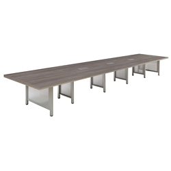 At Work Expandable Conference Table - 20', 45103