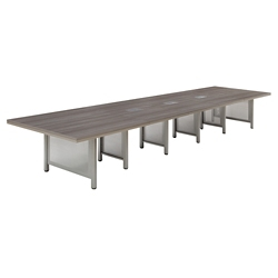 At Work Expandable Conference Table - 21', 45104