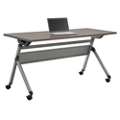 "At Work Flip Top Training Table 48""W x 24""D, 46926"