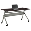 "At Work Flip Top Training Table 60""W x 24""D, 46927"