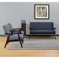 Loveseat & Two Chair Set, 76581