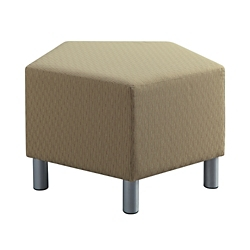 Gather Soft Pentagon Shape Seat, 57324