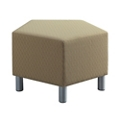 Gather Soft Pentagon Shape Seat, 57324