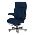 24/7 Big and Tall Chair in Fabric, 50912