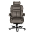 24/7 Big and Tall Chair with Headrest in Vinyl, 50917