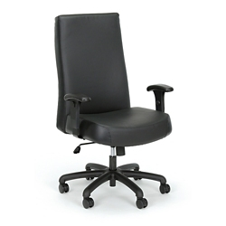 Everest 24 Hour Tall High Back Leather Chair 56097