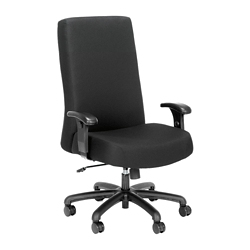 Everest 24-Hour Big & Tall High-Back Fabric Chair, 56103
