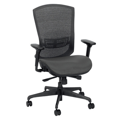 Amp SoftTouch Mesh Back Ergonomic Chair 57328 Commercial Office Chairs L5