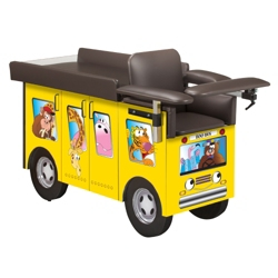 "Themed Pediatric Phlebotomy Station and Table - 63""W, 25843"