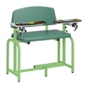 "Extra-Wide Themed Pediatric Phlebotomy Chair - 46""W, 25846"