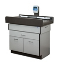 Pediatric Two Door Exam Table with Digital Scale with Drawer, 25848