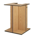"""Youth Physical Therapy Stand-in Table with Door - 43""""H, 25986"""