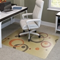 "Contemporary Chair Mat for Carpet - 45"" x 53"", 54936"