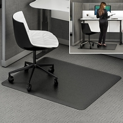 "50"" x 53"" Sit Stand Chairmat, 91519"