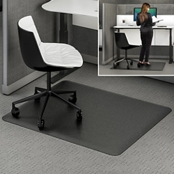 "45"" x 56"" Sit Stand Chairmat, 91520"