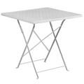 "28"" Folding Patio Table, 86302"