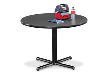 """Round Break Room Table - 29""""H, 46703"""