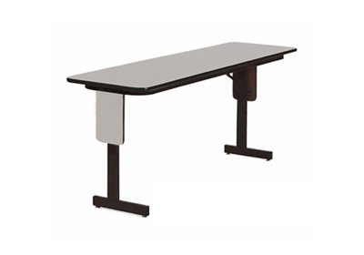 Adjustable Height Folding Table 60 X 18, 46359