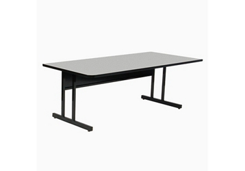 """Computer Table 24""""D x 48""""W , 47008"""