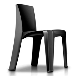 Extreme Duty Polypropylene Stack Chair, 51413