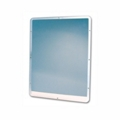 "Shatter and Graffiti Resistant Acrylic Mirror - 18""W x 24""H, 91464"