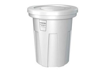 40 Gallon Heavy Duty Waste Receptacle, 87098