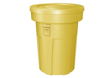 45 Gallon Heavy Duty Waste Receptacle, 87108