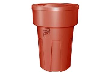50 Gallon Heavy Duty Waste Receptacle, 87102