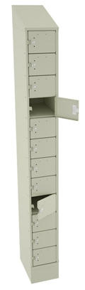 "83""H x 9""W Cell Phone Tablet Locker, 38702"