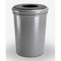 50 Gallon Round Waste Receptacle, 85627