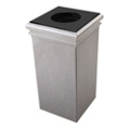 30 Gallon Square Waste Receptacle, 85628