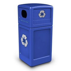 38 Gallon Recycling Container, 85848