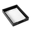 Bonded Leather Document Tray, 82639