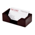 Bonded Leather Business Card Holder, 82640