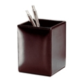 Bonded Leather Pencil Cup, 82642