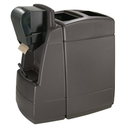 55 Gallon Waste Receptacle with Windshield Wash Station, 87504