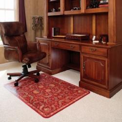 "46"" x 60"" Vinyl Chair Mat for Hard Floors - Atrium Design, 54274"