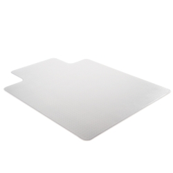 """Frequent Use Chair Mat 45""""W x 53""""D for Carpet Floors, 54472"""
