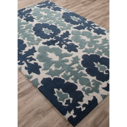 Patterned Transitional Rug - 5'W x 7.5'D, 82538