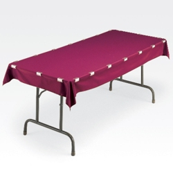 "Table Topper - Fits 72""W x 18""D Tables, 80394"