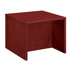 "Wood Veneer End Table - 24""W x 24""D, 41043"
