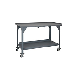 "Mobile Industrial Workbench - 60""W x 36""D, 46293"